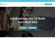 Zakra - Free Multipurpose WordPress Theme