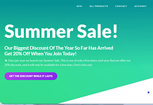 Elegant Themes Summer Sale Offer