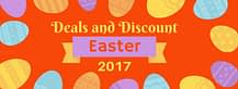 WordPress Deals and Discount for Easter 2017