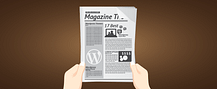 free responsive magazine wordpress themes