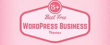 Best free WordPress Business Theme 2017