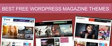 Free Magazine WordPress Theme