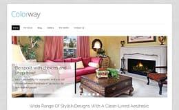 Colorway: Premium Business WordPress Theme