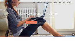 Jupiter: Premium Business WordPress Theme