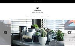 Concept - Beautiful Premium Responsive Theme