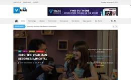 Vmag Pro - Best Premium WordPress Blog Theme