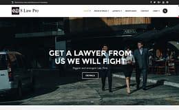 8law Pro- Premium Powerful WordPress Theme