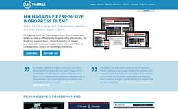 MH Themes - Best WordPress Themes Store