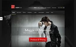 Style Shop - Premium eCommerce WordPress Theme