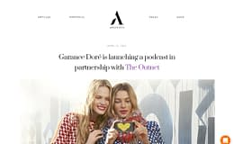 Aesthetic - Responsive WordPress Blog Theme
