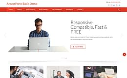 accesspress-basic-free-wordpress-theme