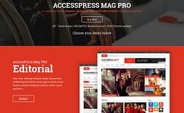 AccessPress Mag Pro - Premium Magazine WordPress Theme