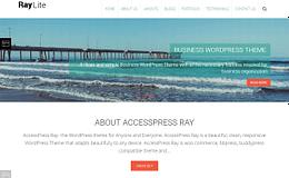 AccessPress-Ray-free-wordpress-theme