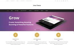 grow-free-WordPress-theme
