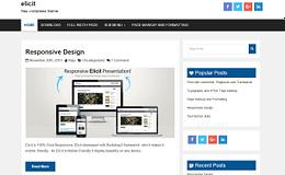 elicit-free-WordPress-theme