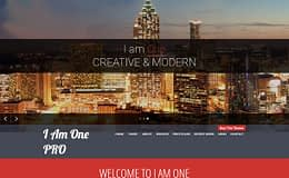 i-am-one-pro-Premium-WordPress-theme