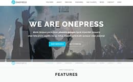onepress-free-WordPress-theme