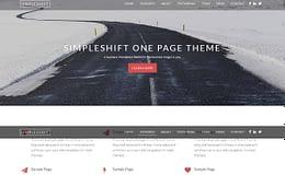 SimpleShift : Premium WordPress Business Theme