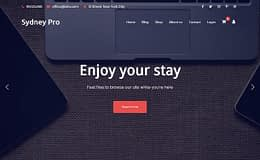 Sydney Pro: Premium Business WordPress Theme