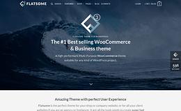 Flatsome- Premium WordPress WooCommerce Theme