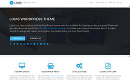 Louis Theme - Premium Modern WordPress Theme