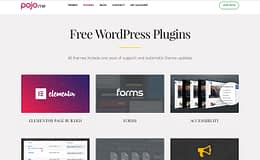 Pojo - WordPress Plugin Store