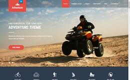 Adventure - Premium Professional WordPress Theme