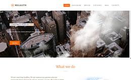 Megalith - Premium Construction WordPress Theme