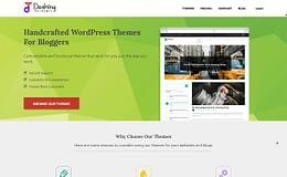 Dashing Themes - Stylish WordPress Themes Store