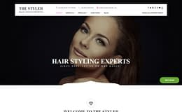 TheStyler - Stylish Beauty WordPress Theme