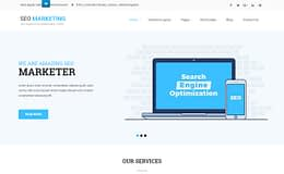 SKT SEO - Digital Marketing WordPress Theme