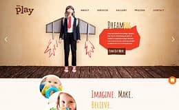 Kids Play - Premium Kindergarten WordPress Theme