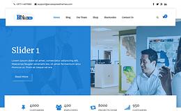 Doko-Premium Material Design WordPress Corporate Theme