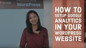How to setup Google Analytics in your WordPress Website