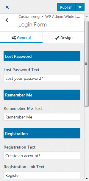 login form general - How to Add a Custom Login Page on WordPress Website? (Step by Step Guide)