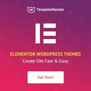 TemplateMonster - Elementor WordPress Themes