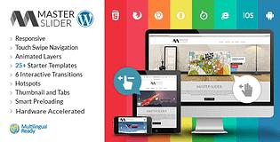 Master Slider: Premium WordPress Slider Plugin