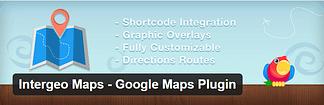 Intergeo Maps Google Maps Plugin