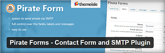 Pirate Forms Contact Form and SMTP Plugin