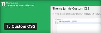 Custom CSS - Free CSS Manager Plugin