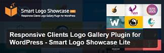 Smart Logo Showcase - free logo showcase plugin