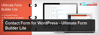 Ultimate Form Builder Lite - Best Free WordPress Form Builder Plugin