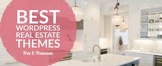 Best WordPress Real Estate Themes - Free & Premium