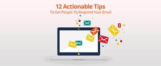 actionable tips to get people respond your email