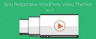 Best Responsive WordPress Video Themes