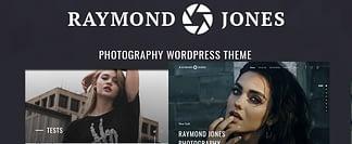 Landing Page WordPress Theme