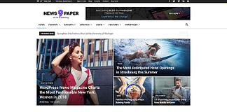 Newspaper – Premium WordPress News and Magazine Theme