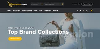 eCommerce Market - WordPress WooCommerce Theme