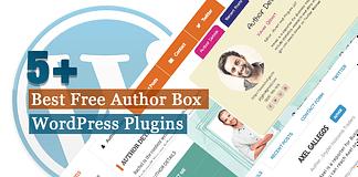 Best Free Author Box WordPress Plugins