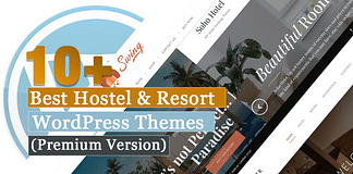 Best Hotel / Resort Premium WordPress Themes and Templates
